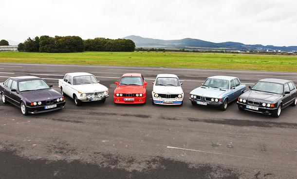 BMW M3/M5/2002/750i/1800/3.0: Classic Cars