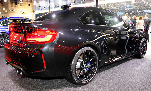 BMW M2 Edition Black Shadow (2018)