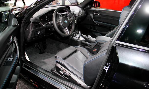 BMW M2 Edition Black Shadow (2018)