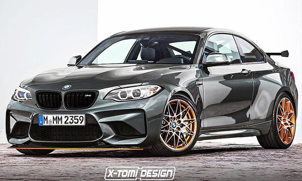 BMW M2 GTS (Illustration)