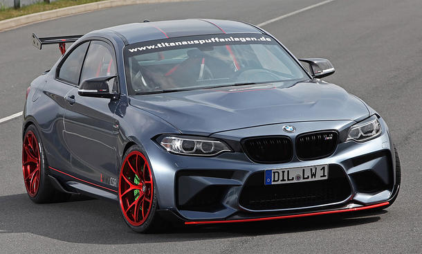 BMW M2 von Lightweight Performance