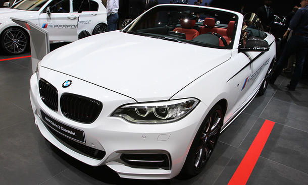 BMW M240i M Performance Cabrio (2016)