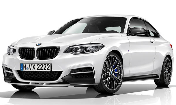 BMW M240i M Performance Edition (2017)