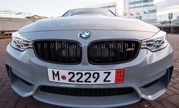 BMW M3 (F80)