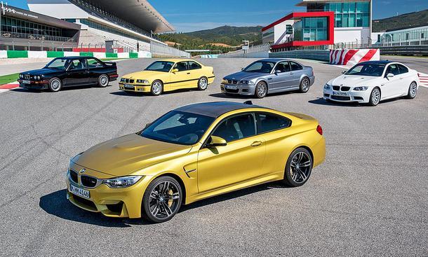 BMW M3 Sound-Vergleich