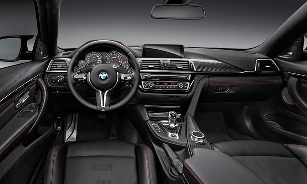 BMW M4 Facelift (2017)