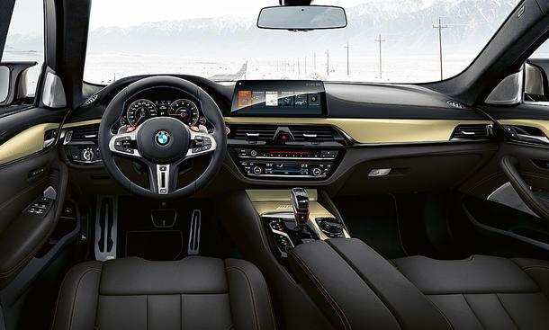 BMW M5 Edition 35 Jahre (2019)