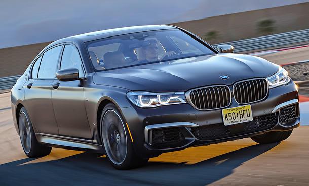 Neuer BMW M760Li