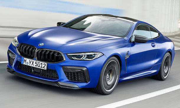 BMW M8 Competition (2019)