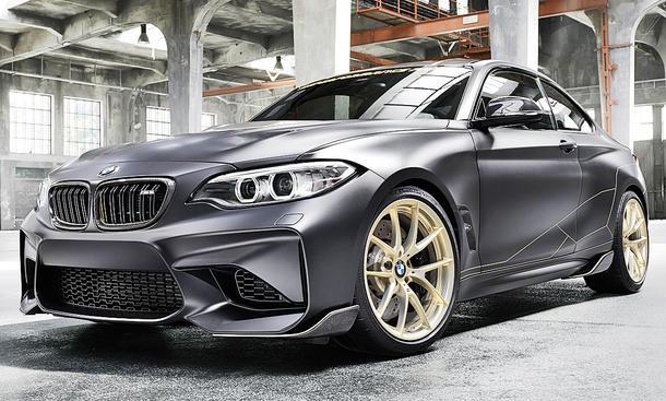 BMW M Performance Parts Concept (2018)
