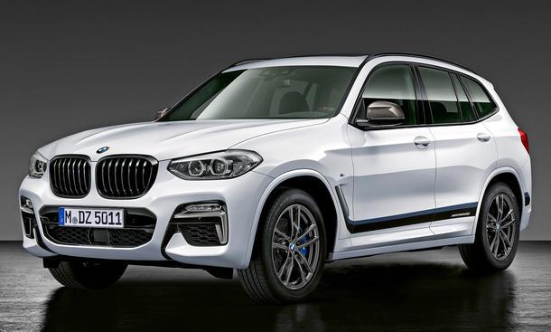 BMW X3 M-Performance-Parts: Erste Fotos | autozeitung.de