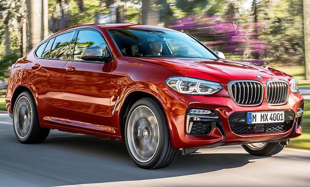 BMW X4 (2018)