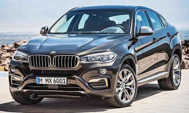 BMW X6 (2014)