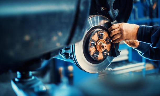 Optimale Pflege für die Bremsen mit dem Bremsenreiniger