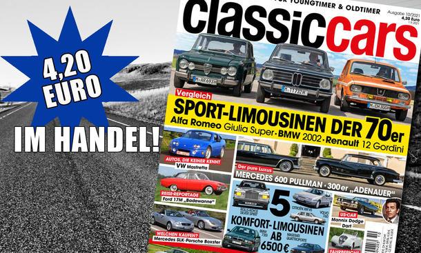 AUTO ZEITUNG Classic Cars 10/21