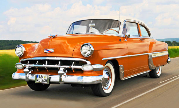 Chevrolet Bel Air: Classic Cars