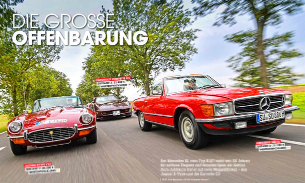 AUTO ZEITUNG Classic Cars 02/2021
