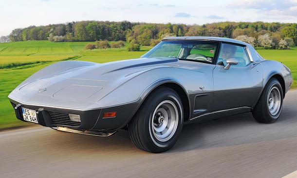 Chevrolet Corvette C3: Classic Cars