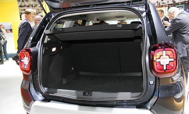 Dacia Duster 2 Generation