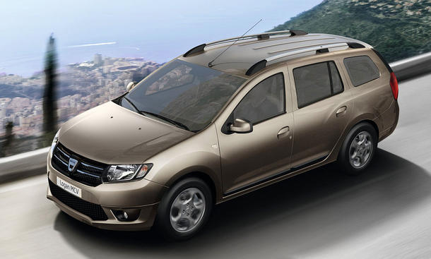 Gebrauchter Dacia Logan MCV