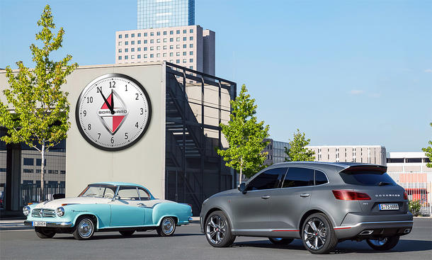 Borgward: News, Werk in Bremen & China
