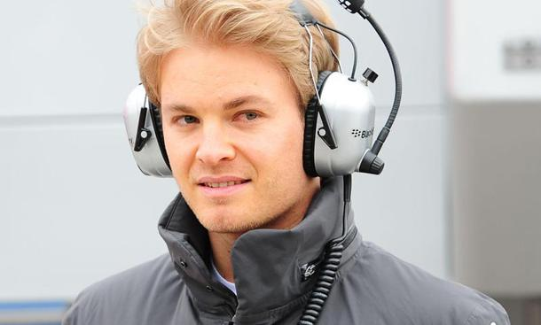 F1 2015 Vize-Champion Rosberg Mercedes Hamilton