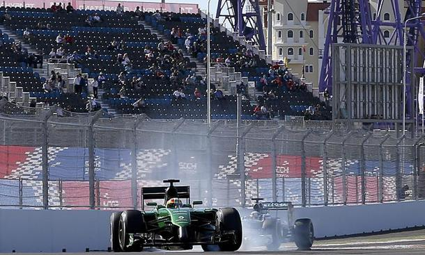 Roberto Merhi F1 2015 Manor