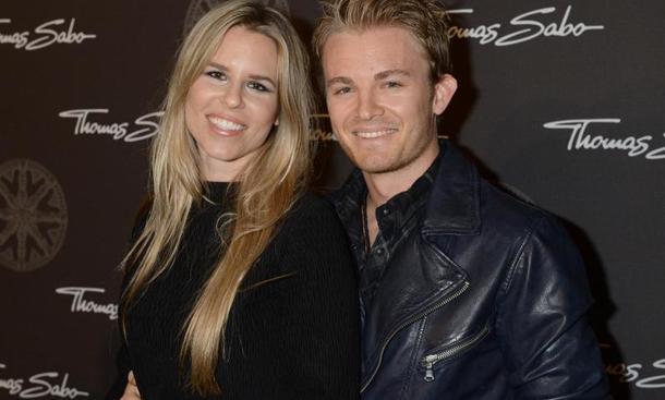Ehepaar Rosberg