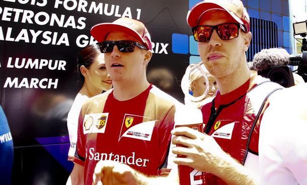 Ferrari-Duo