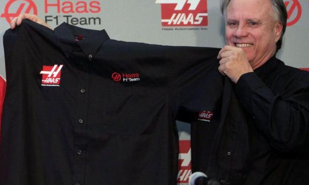 Neues F1-Team Haas stellt Debüt-Wagen am 22. Februar vor