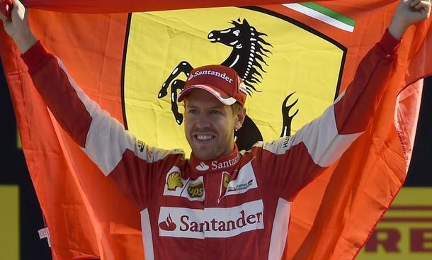 Ferrari stellt neuen Boliden auf Homepage vor