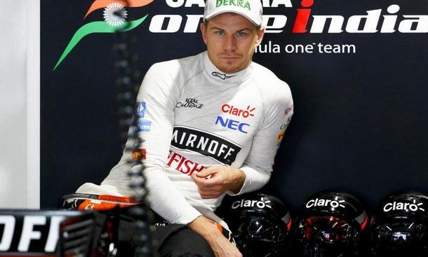 Hülkenbergs neuer Force India wird am Montag vorgestellt