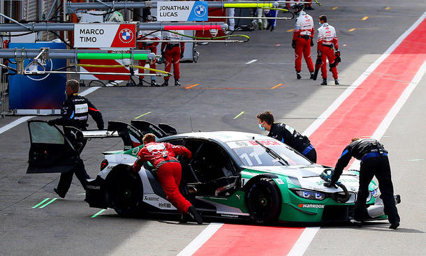 DTM: BMW steigt aus