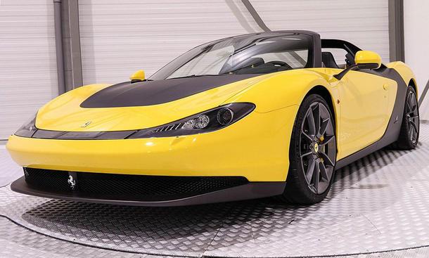 Ferrari Sergio 2013 Verkauf Autozeitung De