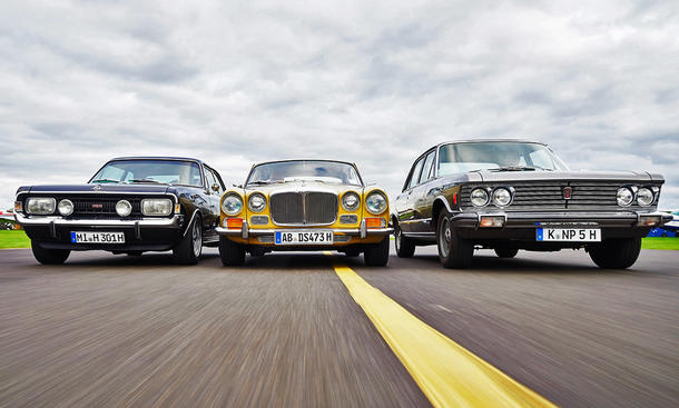 Commodore/Sovereign/130:Classic Cars