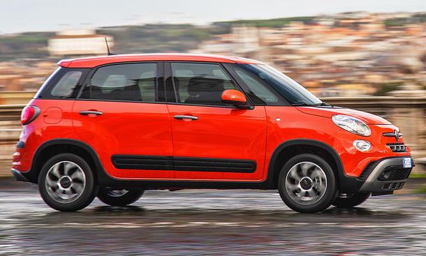 Fiat 500L Cult (2021)