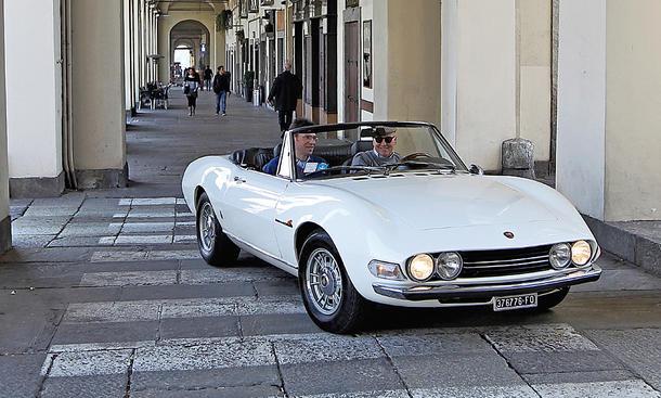 Fiat Dino Spider Classic Cars Autozeitung De