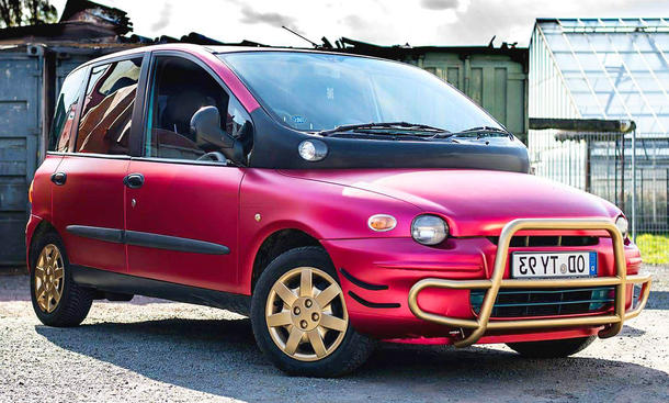 "Fiat Multipla ""UglyProject"""