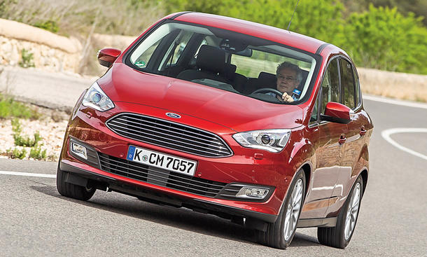 Ford C-Max Facelift (2015)