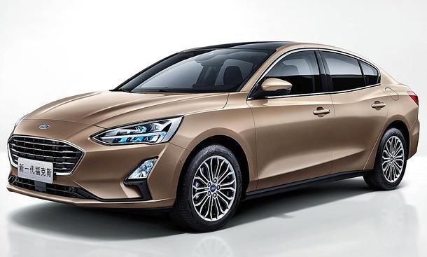 Ford Focus Limousine (2018)