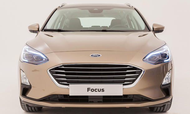 Ford Focus Turnier (2018)