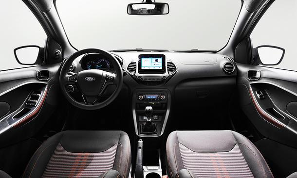 Ford Ka+ Active (2018)