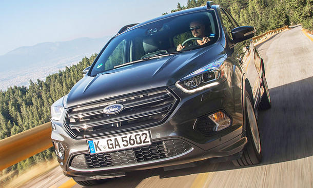 Ford Kuga Facelift (2016)