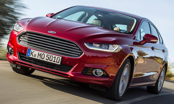 Ford Mondeo (2014)