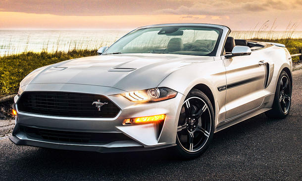Ford Mustang California (2018)