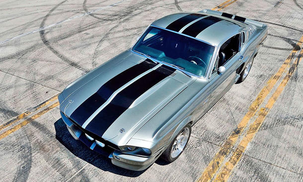 Ford Mustang Shelby GT500 Eleanore