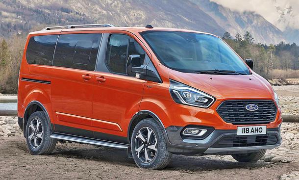 Ford Transit Custom Active (2020)