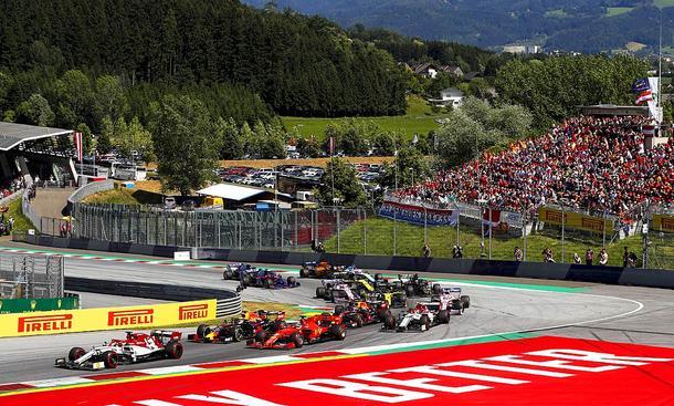 Formel 1 2020: Saisonstart in Austria