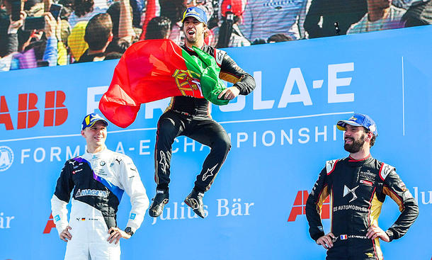 Formel E-Saison 2019/2020: Marokko