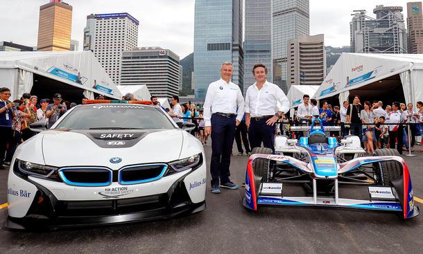 BMW in der Formel E